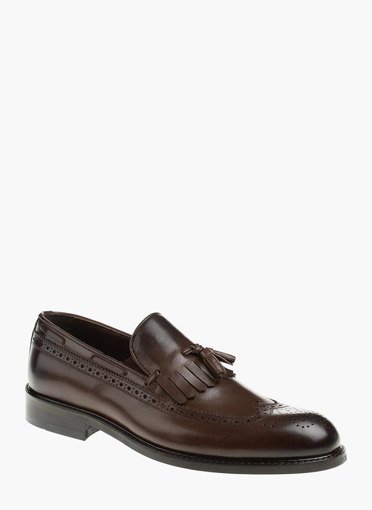 Divarese Deri Loafer Ayakkabı 5022104-e-ayakkabı – 199.0 TL